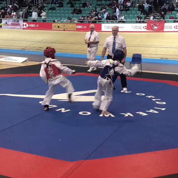 🥋| Already reminiscing about this weekends events? 🇬🇧 Check out some of the action we caught in the moment at the Kyorugi National Championships 📸 #TaekwondoNationals2019
