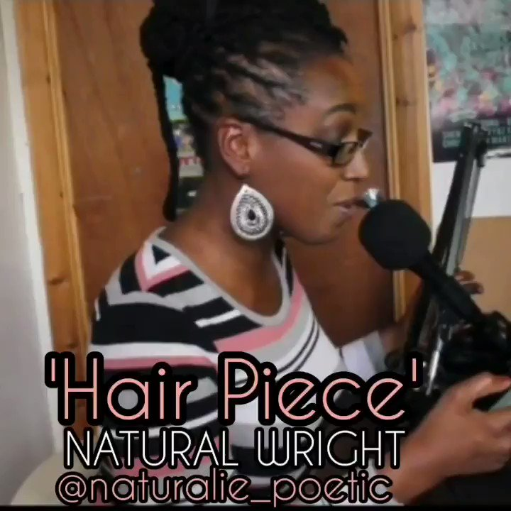 'Hair Piece Are we still carrying the mental damage inflicted on slaves? Check out the full discussion https: https://youtu.be/pACxcb-nCOo  #natural #afrohair #gonatural #wigs #weave #blackhair #blackhairstyles #selfhate #locks #twists #canerows #cornrows #straighters #perm #9ether