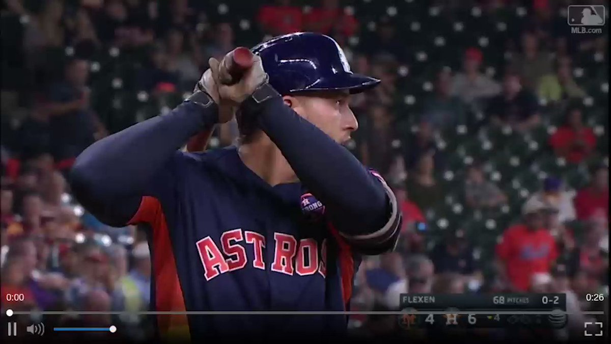 MLB: New Astros sign-stealing clip may explain this George Springer HR