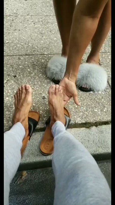 Baltimore lady rubbing my feet in public #toes #soles #footfreak #footfetish #manfeet #nicefeet #WednesdayWisdom