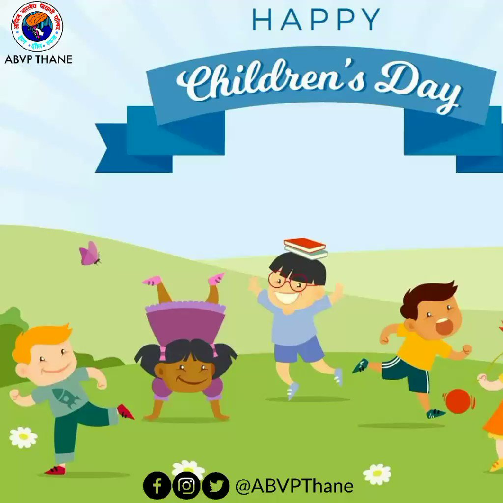 Celebrating the spirit of childhood. Wishing everyone a very happy #ChildrensDay! #ChildrensDay2019