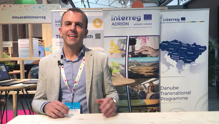 "🔴#SmartRegions Insider's Look🔴  Meet Interreg Transnational Programmes, an initiative that funds ""projects with a problem beyond borders.""  Discover how they promote territorial, social and economic #cohesion between regions 👇  #madewithinterreg @Interreg_eu @RegioInterreg"