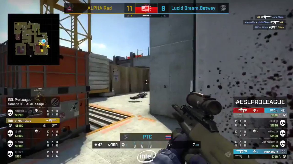Image for the Tweet beginning: MAIROLLS 1v2 clutch in the