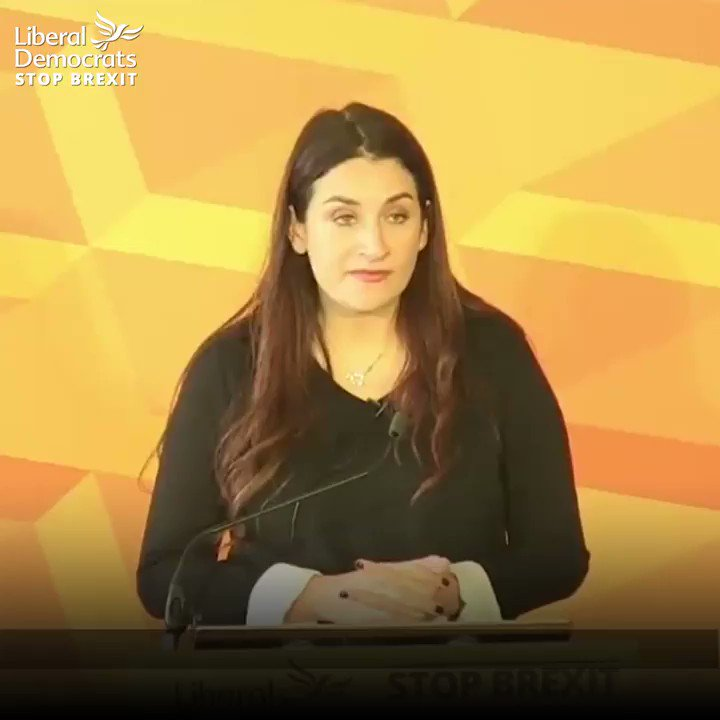 "The two old parties have failed on equality. @lucianaberger is clear: ""The only way to fix our broken politics…is by voting for a party that will actually stand up against nationalism, and won't tolerate hate and division."" Thats the @LibDems.🔶libdems.org.uk/plan-equalities"