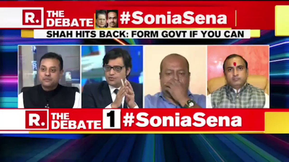 #SoniaSena | Congress does not want to get married, they want to be in a live-in relationship: @syedasimwaqar National Spokesperson, @aimim_national on @republic @asadowaisi