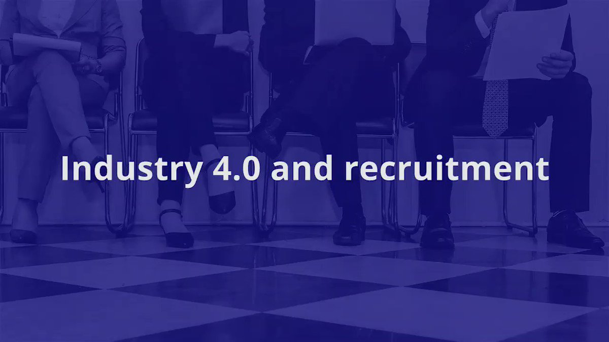 In the modern world of work, #Industry40 is not just changing the factory floor, discover how it's changing #recruiting. https://t.co/e10035bt5C