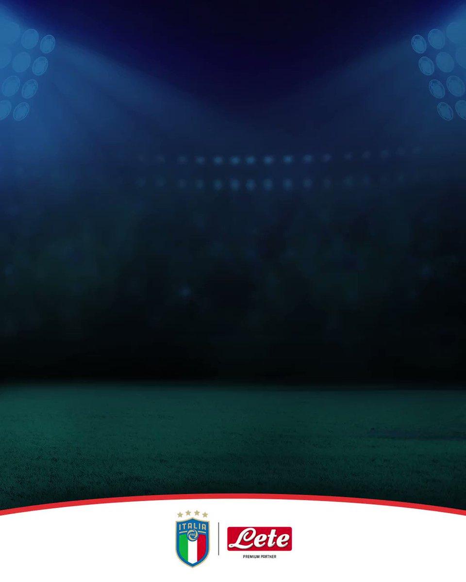 I nostri ragazzi di nuovo in campo per la penultima partita di questo grande viaggio. Un viaggio fatto di sport e passione verso un'unica meta; gli Europei 2020. Acqua Lete c'è, voi? #LeteconFIGC @FIGC @Vivo_Azzurro