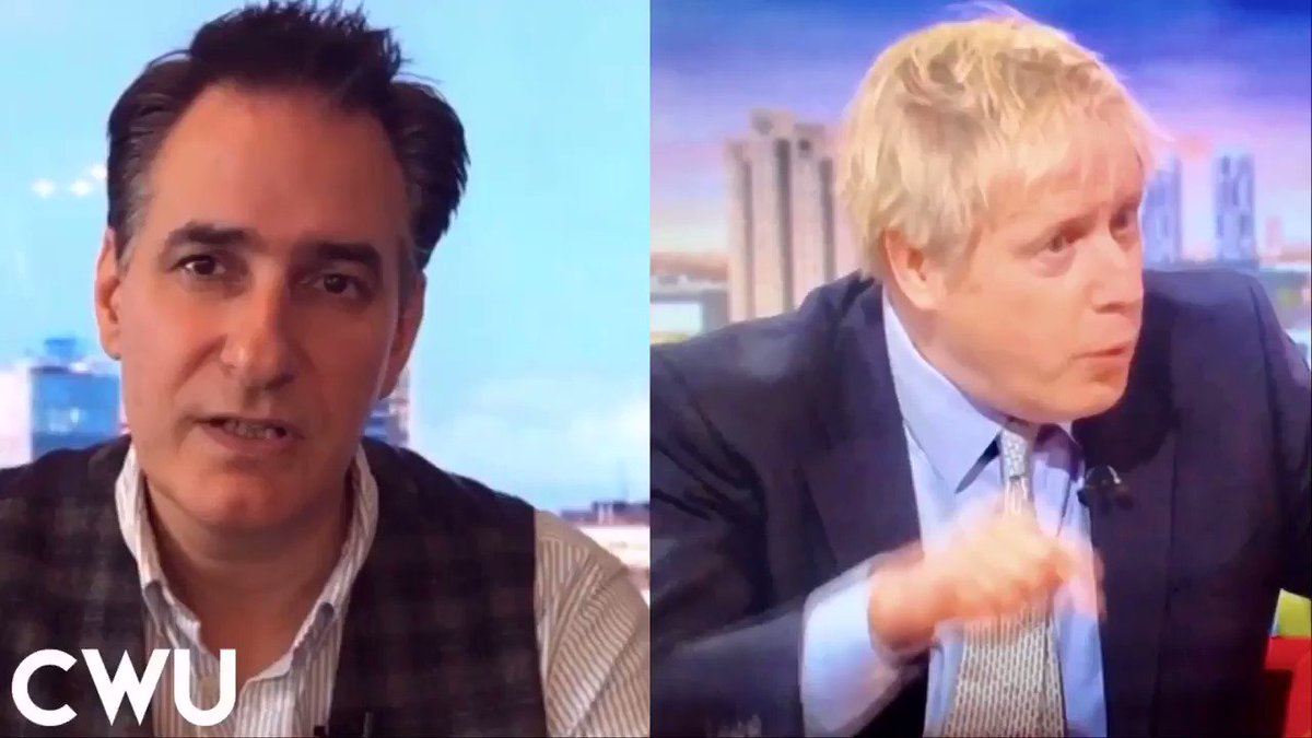 If you think when interviewing Boris Johnson this morning BBC1 should have mentioned a few facts like soaring food banks, homelessness, falling life expectancy,fuel poverty,  the decimation of our legal aid system & millions of people in the UKnow living in poverty RT this