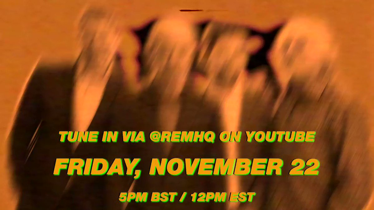 Image for the Tweet beginning: On 11.22, we're premiering the