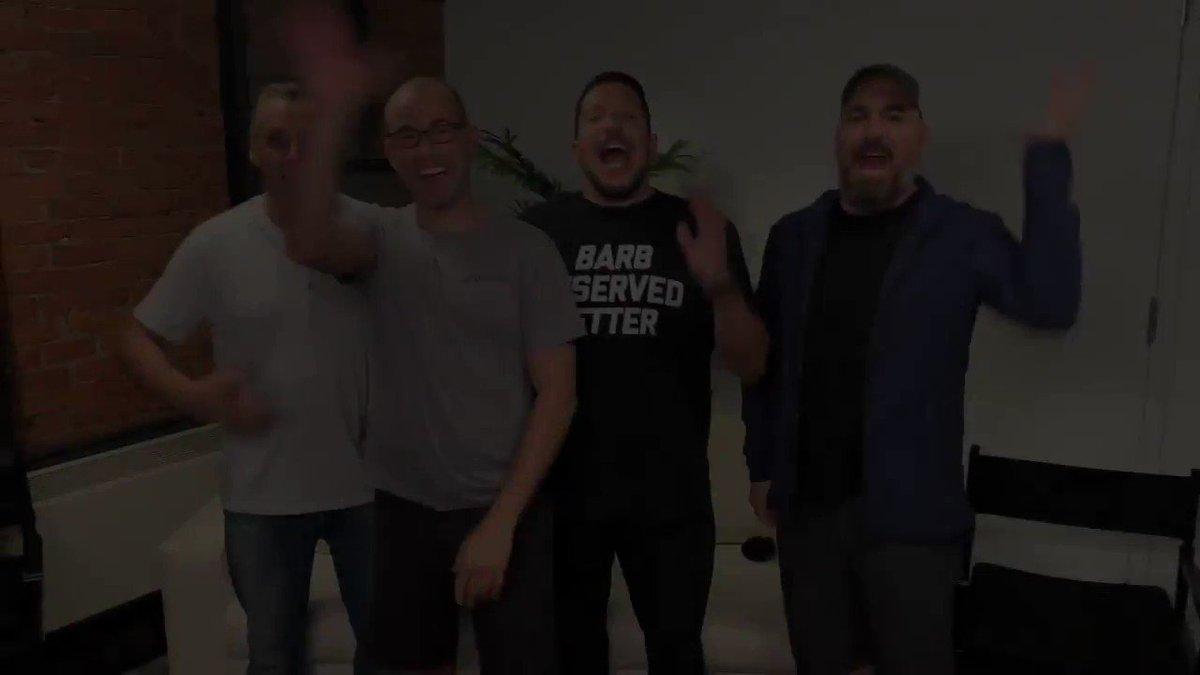 ON SALE NOW: @truTV @truTVjokers' The Cranjis McBasketball World Comedy Tour starring @thetenderloins at @RadioCity on Saturday, January 18 at 4pm!Get tickets here: http://bit.ly/33HfVJj @SalVulcano @Joe_Gatto @BQQuinn @jamessmurray