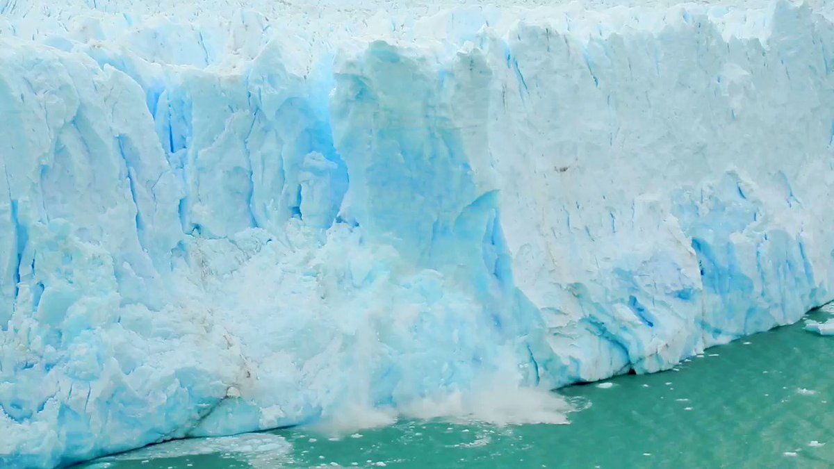 We know glaciers🏔️are melting, but why? 🤔 Watch how Dr. Joseph Cook is using AI to help solve one of the environment's biggest problems: 👇#FridayThoughts