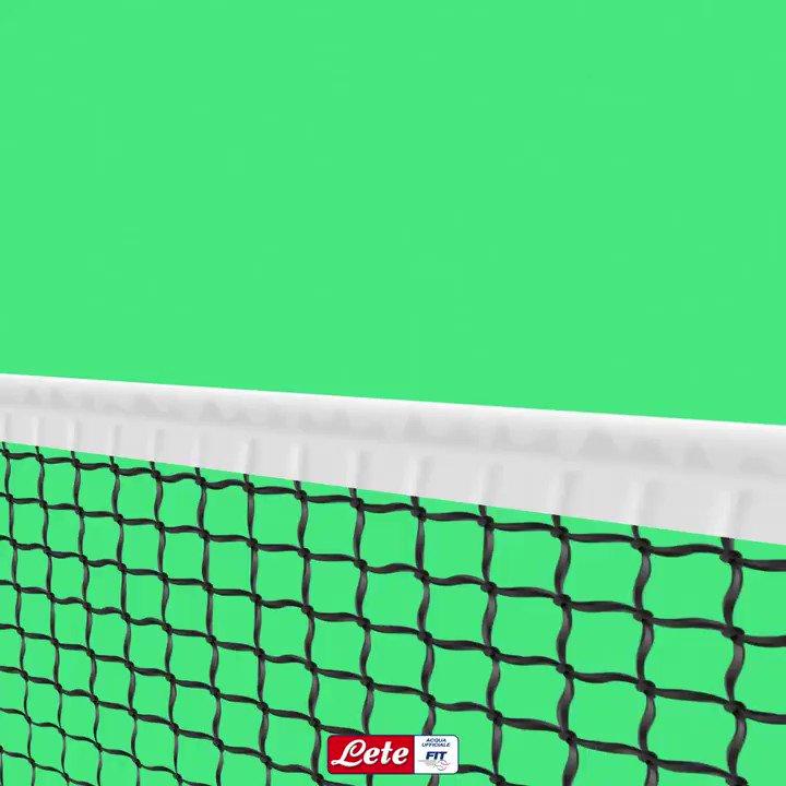 Continuano le partite dei protagonisti del Girone F. L'Italia incontra gli Stati Uniti per la seconda sfida di Coppa Davis. Forza Azzurri, Lete, acqua dello sport e acqua ufficiale della @federtennis è con voi! @supertennisTV