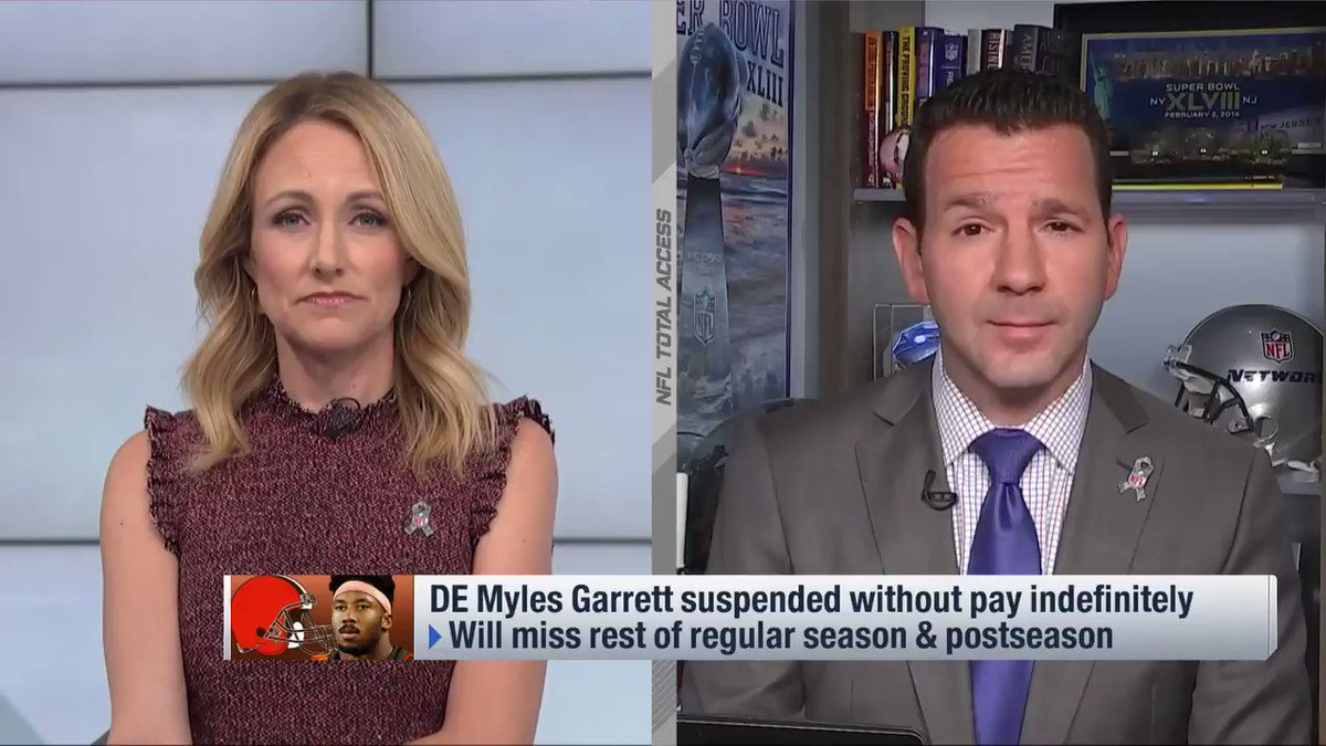 Myles Garrett attack: Mason Rudolph reaches decision on prosecution