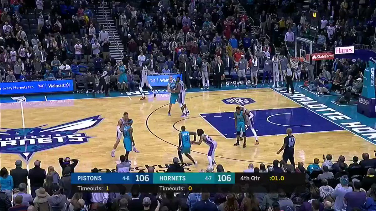 Watch every angle of Malik Monk's #TissotBuzzerBeater as he won the game for the Hornets! 🚨🐝  #ThisIsYourTime ⌚️