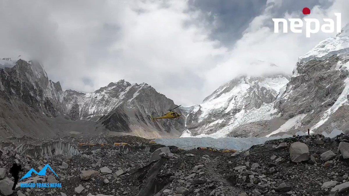 Everest Trek with Rugged Trails Nepalhttps://www.ruggedtrailsnepal.com/everest-base-camp-trekking.html…#everesttrek #ruggedtrailsnepal #everestbasecamptrek #nepal #mountains #visitnepal2020 #travel
