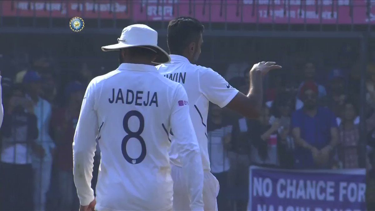 #TeamIndia go one up in the series, and that's another big heap of points on the board in the World Test Championship.Well done, boys 🔥🔥#INDvBAN
