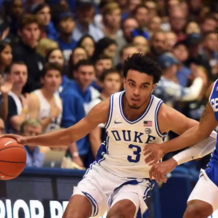 31 points 6 assists and 4 steals last night for Tre Jones!  @Tre3Jones