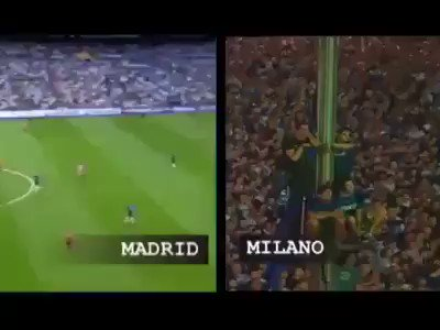 #ChampionsLeague @Inter #Milanosiamonoi