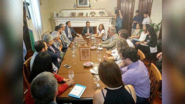 Image for the Tweet beginning: #Reunión #CiudadesEducadoras #Gestión #LasHigueras  🤝💼🖋