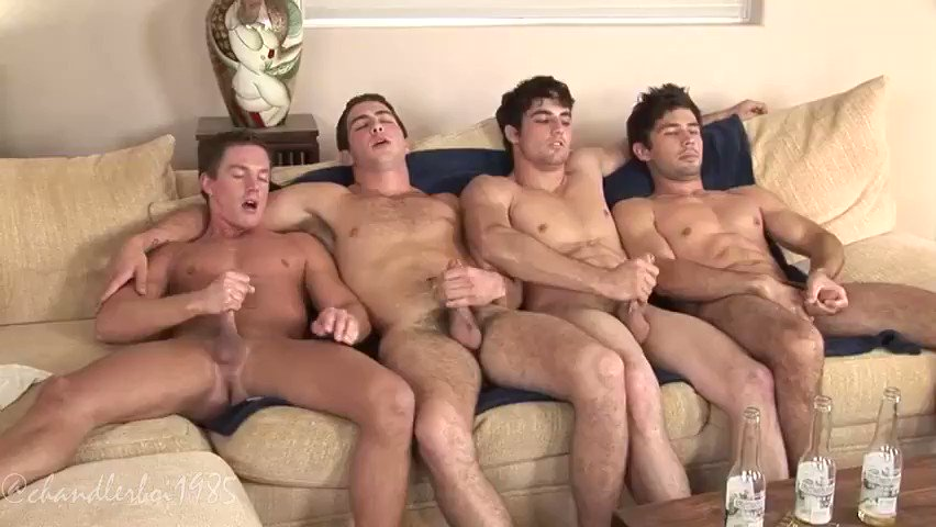 Group masturbation male and italy straight guys gay grasping the