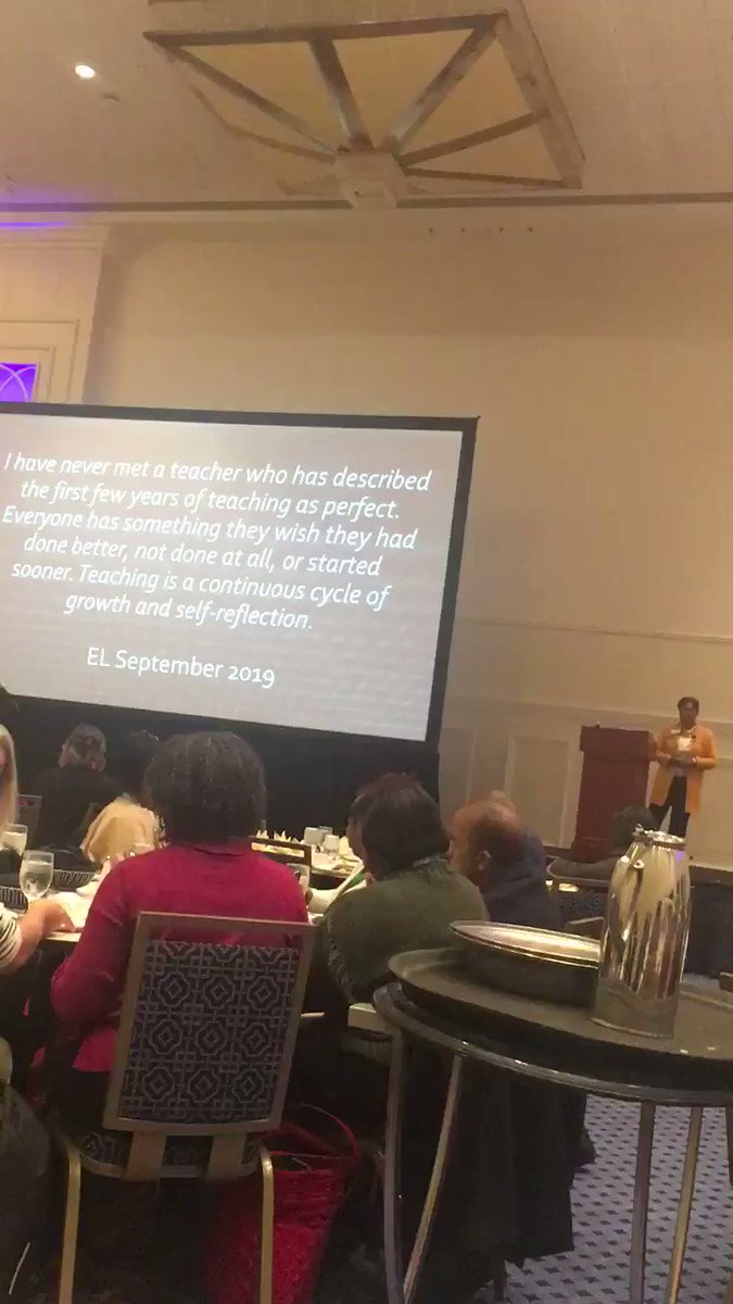 @drphyllpajardo allowing us to reflect on a piece of advise that the current us would give the beginner career us #ASCDL2L @ASCD @ASCDconf #ASCDCEL
