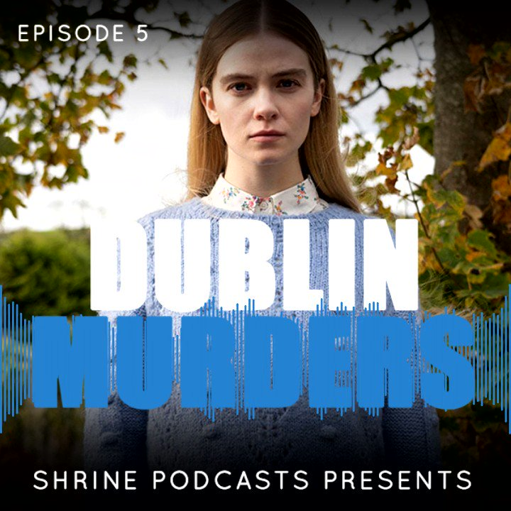 Why didnt Rosalind wear a bra? 👙 Leah McNamara, who played her, tells us what she thinks 💭 Our bonus episode '#DublinMurders The Post-Mortem' is out now! 🎧 Apple Podcasts apple.co/2q9dJM5 📻 Spotify spoti.fi/34VRlob