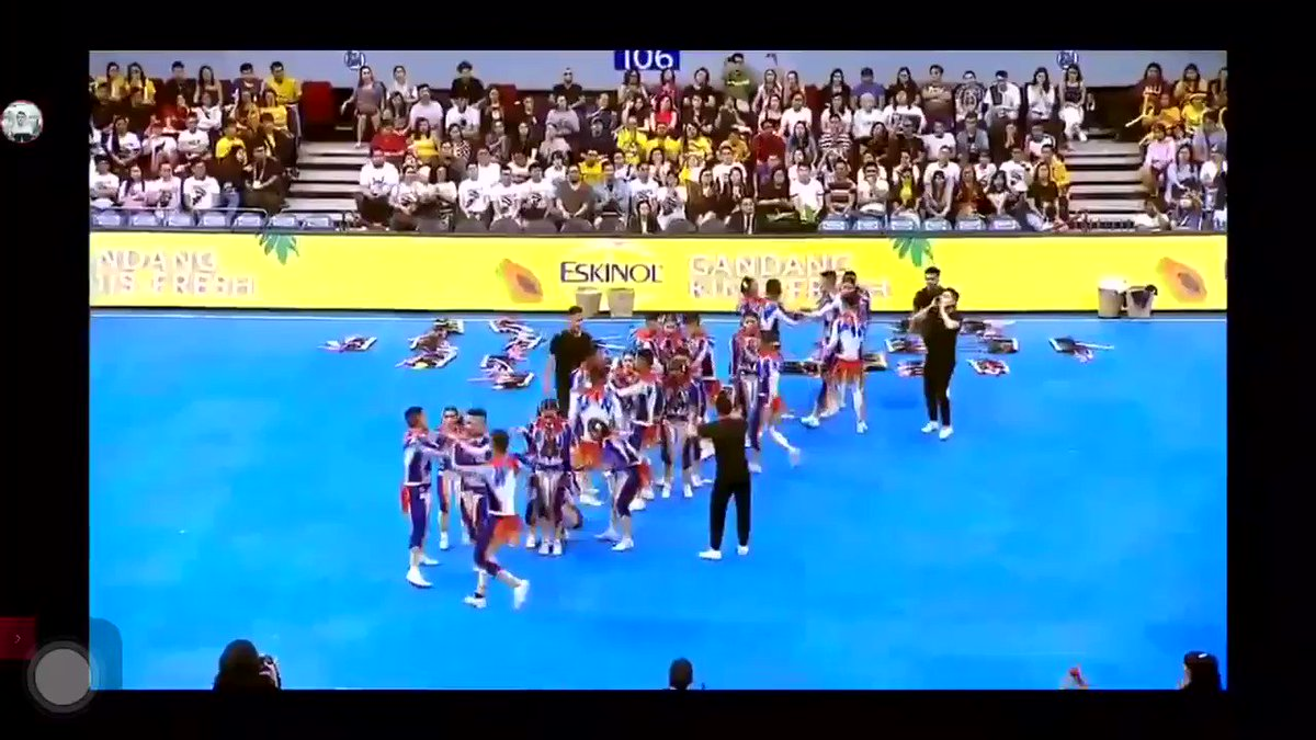 @Beejay_Balleras's photo on #uaapcdc2019