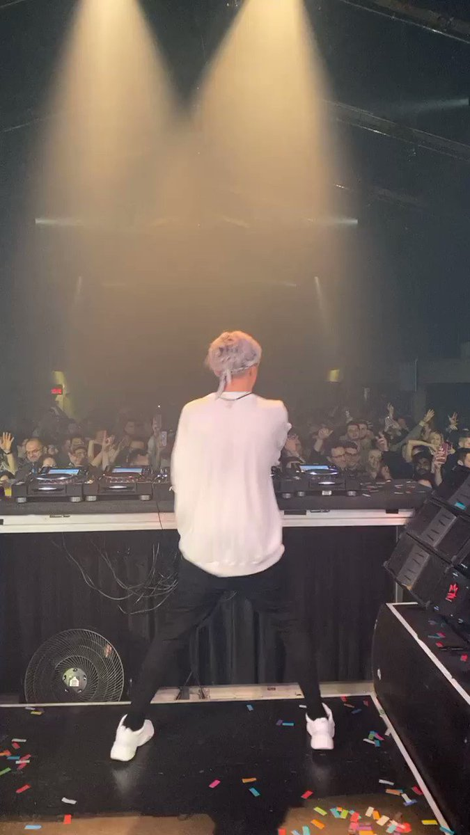 WOW MONTREAL!! I probably said it like thousand times on the microphone during the show, but I LOVE YOU SO MUCH!! That was the show I'm gonna remember forever, your energy and love was out of this world! I can't wait to see you again ❤️❤️ @newcitygas