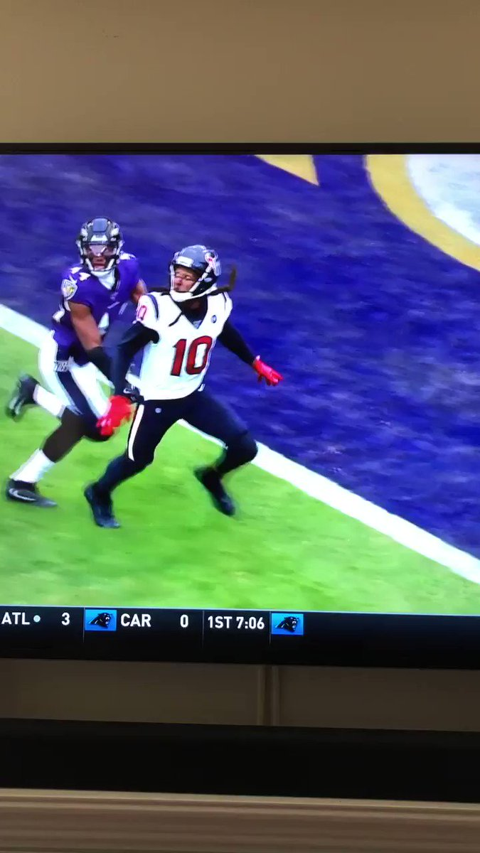 Video: Refs Make Disastrous Call In Ravens-Texans Game