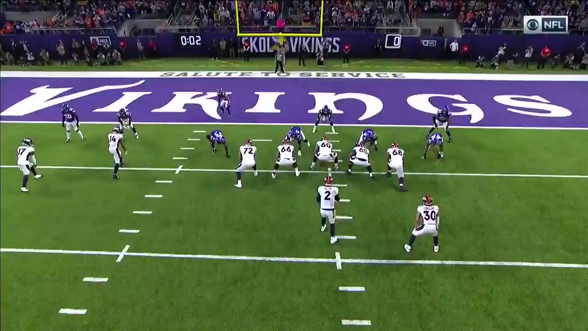 Broncos vs. Vikings: NFL fans rip refs over no pass interference call