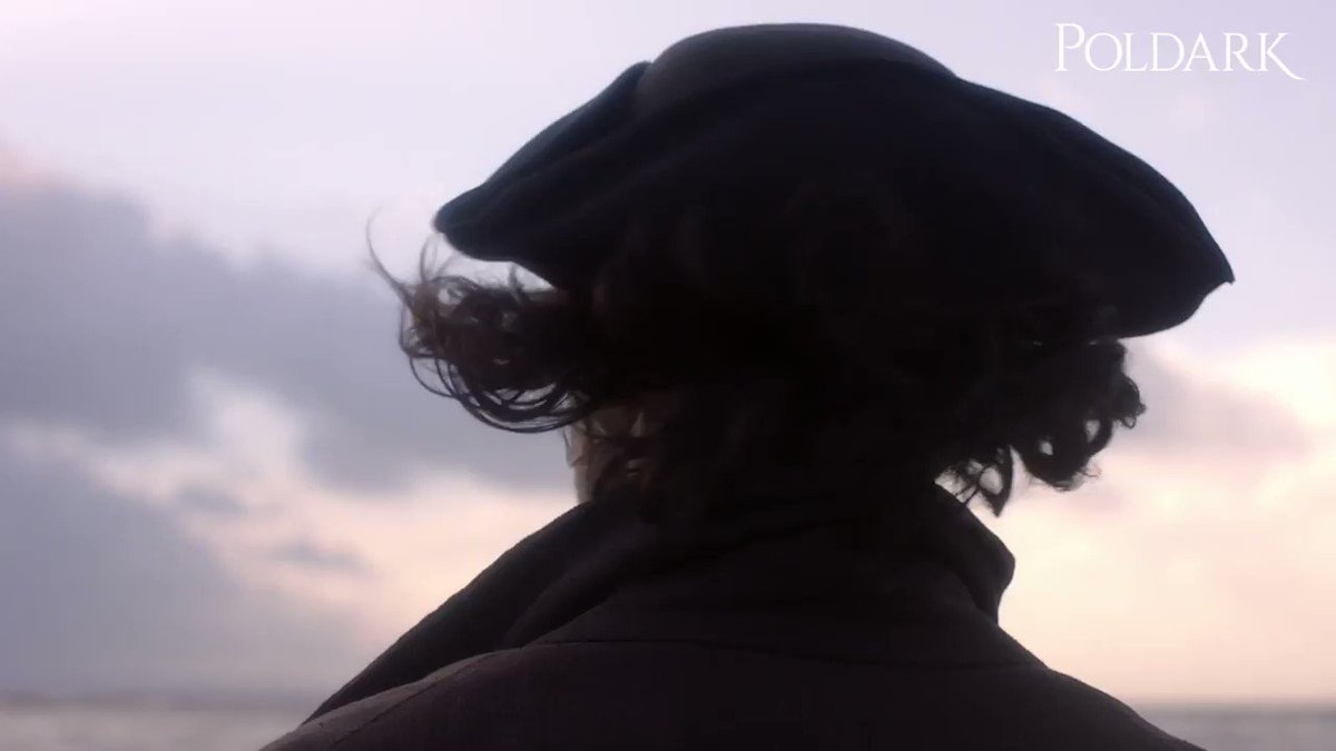 So many emotions. Thank you for all your support over the last five series. Goodnight friends. #PoldarkPBS