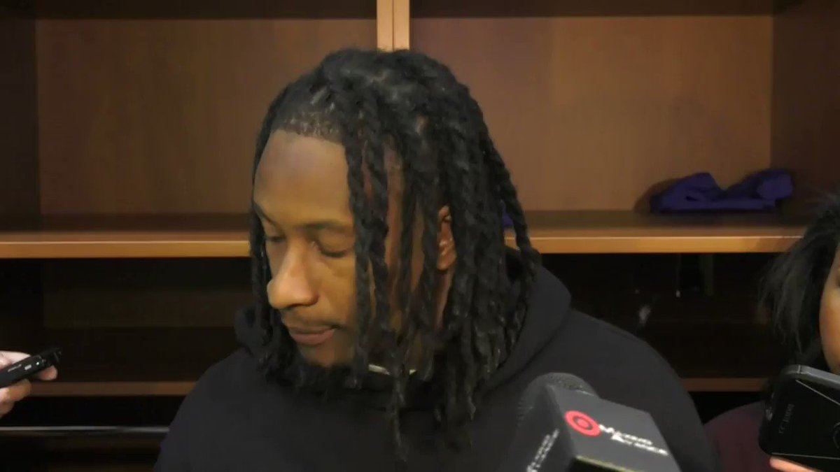 I guess I felt like the old Todd, Todd Gurley said after he had 133 all purpose yards on Sunday.