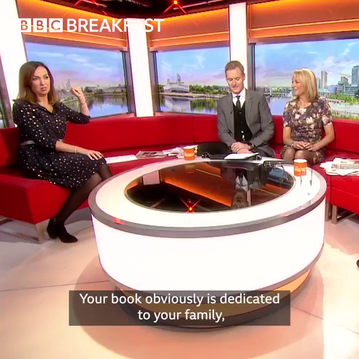 Had a lovely chat with #EddieJones @BBCBreakfast this morning. He proves that the best coaches are driven by something bigger than their sport.