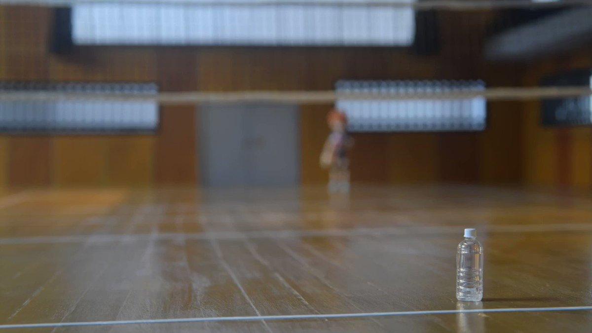 【人形アニメハイキュー!! 本編初公開!】42巻同梱版の人形アニメの本編を一部公開!アフレコされたものは今回が初公開!村田監督( @TMC_STAFF )による微細な表情と大胆なアクション!何より人形アニメでしか出せない独特の質感をお楽しみ下さい!同梱版の予約はコチラ!
