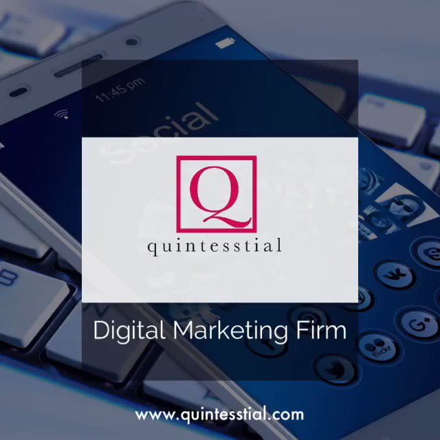 Make your social media shine with fresh and relevant content developed exclusively for your brand by us. From engaging social media posts to attractive graphics- we do it all. To get started visit us at http://www.quintesstial.com#Quintesstial #qmm #socialmedia #digitalmarketing