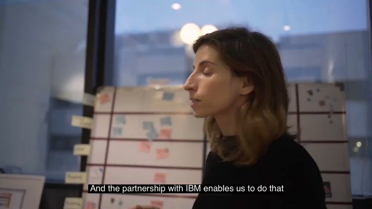 """Using #IBMWatson, start-up @audioburst were able to deliver the ultimate on-demand audio platform. In this short video Gal Klein, CTO and co-founder talks about how building with #IBM enables them to drive for new markets """"with ease and speed. https://bit.ly/2JOUNca"""
