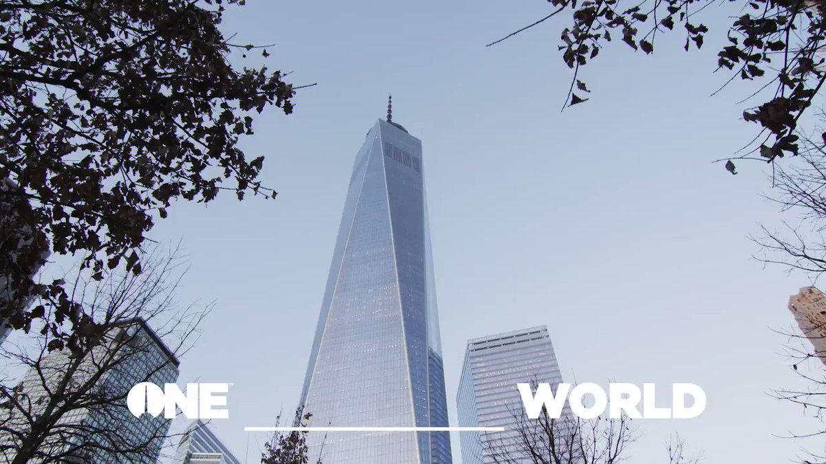 No, the views never get old. They're just one of the many perks of working here at #OneWTC. #lovewhereyouwork