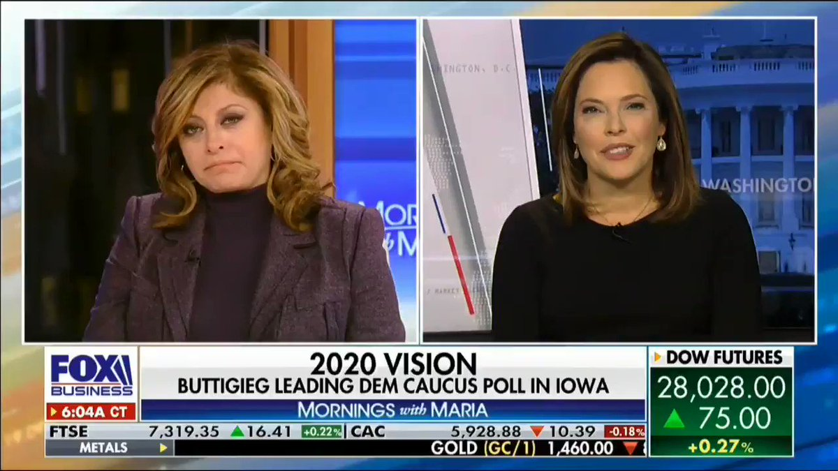 """[Democrats] don't talk about the booming economy, which of course it's because of President @realDonaldTrump's policies that have led to where we are today."" -@mercedesschlapp"