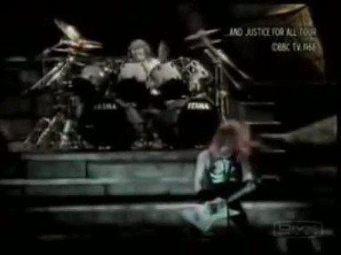 \the frayed ends of sanity\ METALLICA    Happy Birthday Kirk Hammett \\m/