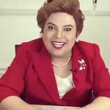 Dilma tem um recado para os paneleiros sumidos: