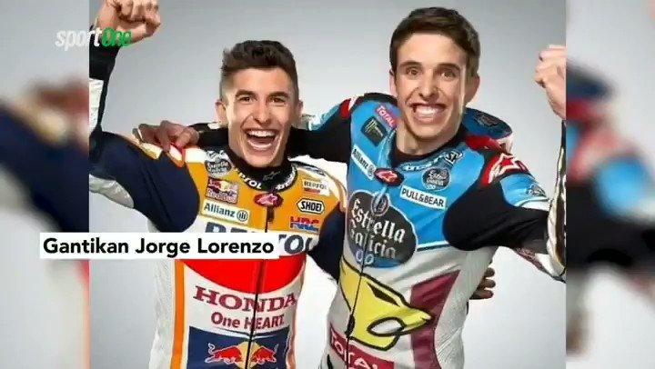 Repsol Honda secara resmi mengumumkan kesepakatan kontrak dengan Alex Marquez pada selasa (19/11). Update informasi kalian seputar olah raga di Youtube channel sportOne klik http://bit.ly/2I41sjb. Jangan lupa like, share & subscribes#AlexMarquez#JorgeLorenzo#sportOne