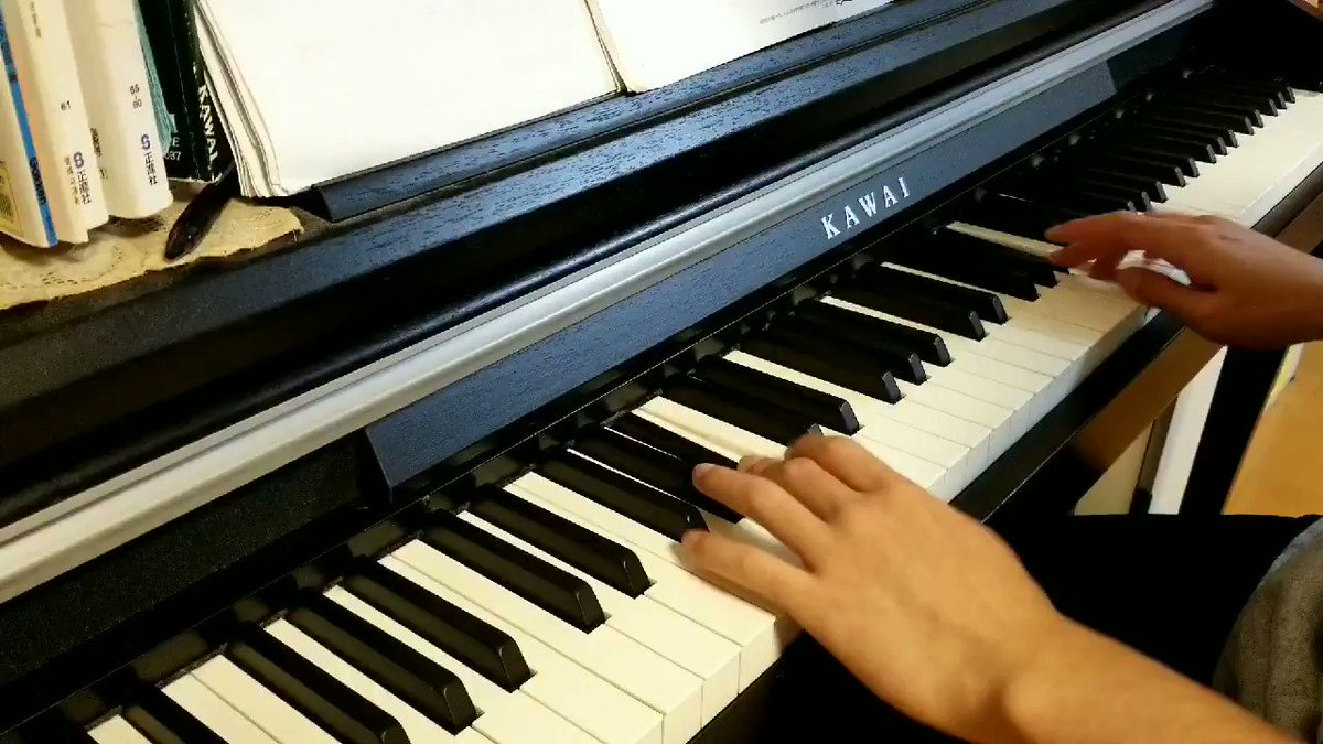 ノーダウト / Official髭男dism#弾いてみた #髭男 #ピアノ #キーボーディストと繋がりたい #邦ロック好きな人と繋がりたい