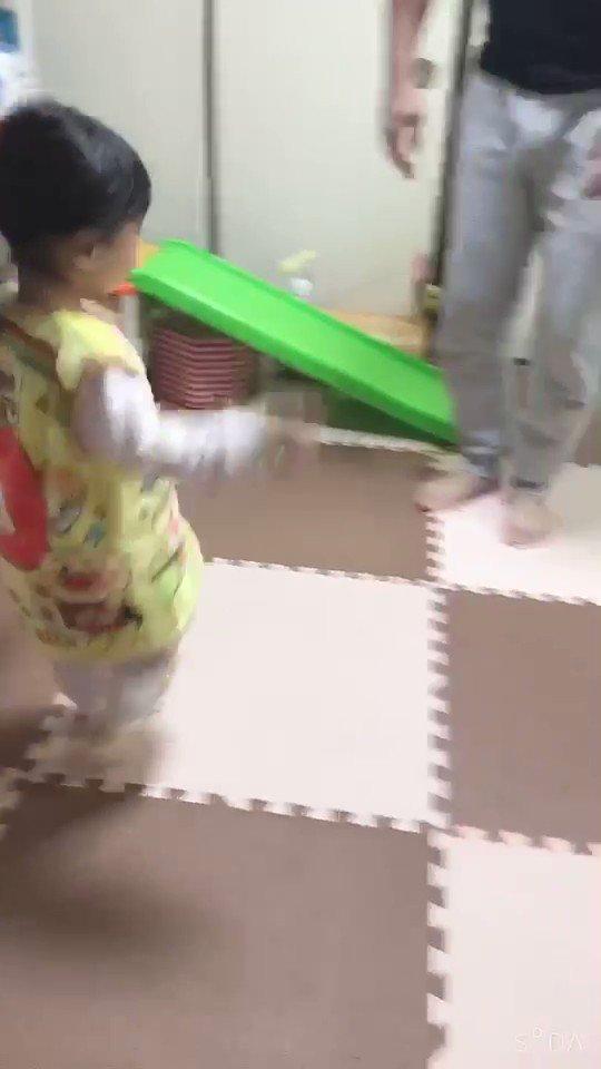 さっそくの踊ってみた動画です😍親子のコミュニケーションにラグッパ🙆♂️最高ですね👍👍みなさんの踊ってみたシリーズもくまなくチェックしてます😜#ラグッパ で!!お待ちしてます!!