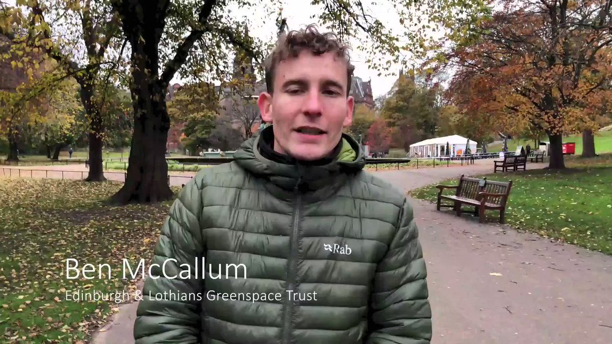 Image for the Tweet beginning: Ben McCallum, Engagement Officer at