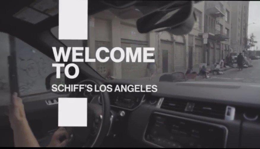 Welcome to Adam Schiff's Los Angeles.  #disgrace #AdamSchiff #ericearly  #earlyforcongress   @realDonaldTrump @EmeraldRobinson @pinkk9lover @BuzzPatterson @Make_Cali_Great @BreitbartNews @DailyCaller @JoePiscopoShow @larryelder @DanWantsFreedom @Varneyco @FoxNews @CAGOP