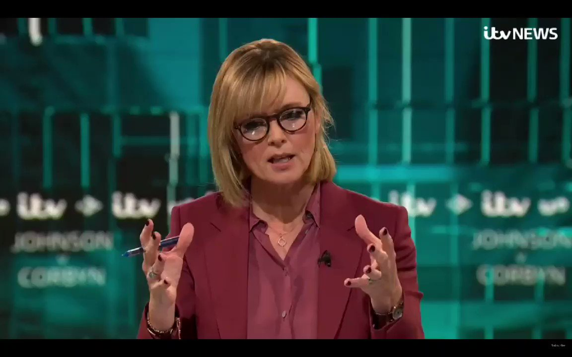 Image for the Tweet beginning: #ITVDebate - Does the truth