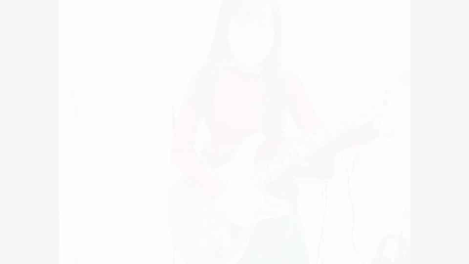 【弾いてみた】KiND PEOPLE-BiSHアツコ様推しなので福岡行くの楽しみです☺️💐#拡散希望 #BiSH #福岡 #ギター女子 #弾いてみた #あすみずるーむ #清掃員さんと繋がりたい
