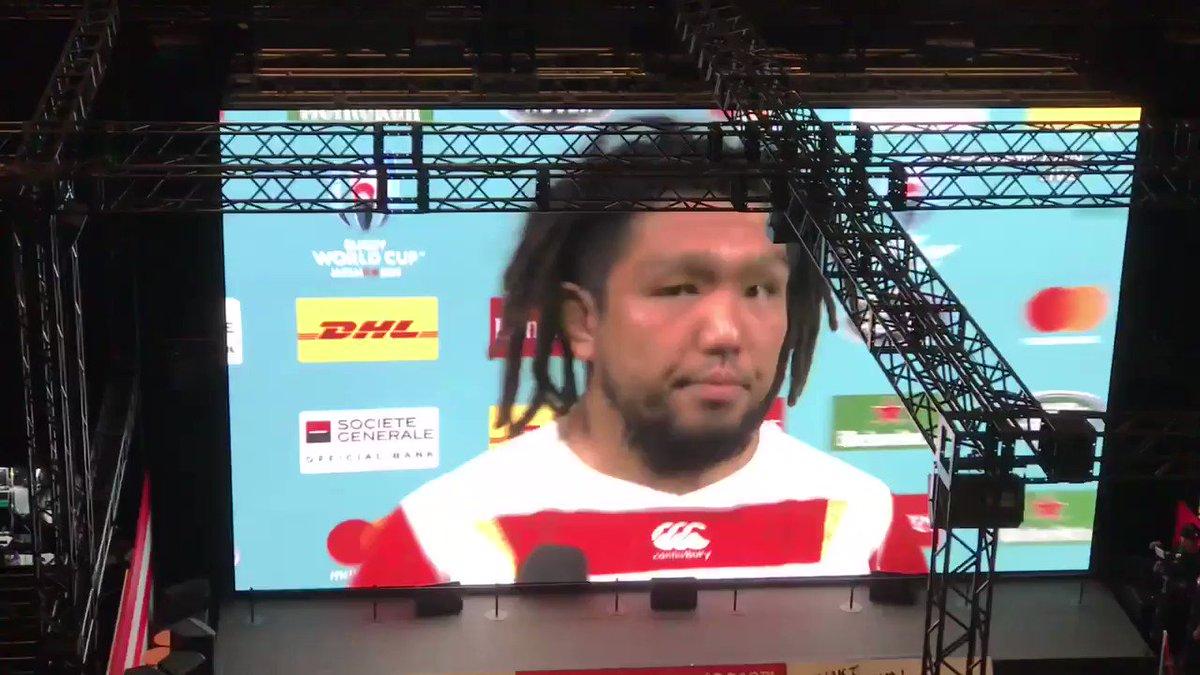 #JPNvRSA #RWC東京#東京スタジアム #RWC2019 #RWC2019JAPAN #南アフリカ #ノーサイド #ラグビーワールドカップ #ラグビーワールドカップ2019 #ラグビーワールドカップ2023 #ボーダーうぇい の戦士達 #RWC2023 楽しみです。 #Tokyo_Rugby2019 #丸ビル #マルキューブ #marunouchi15 #丸の内15丁目