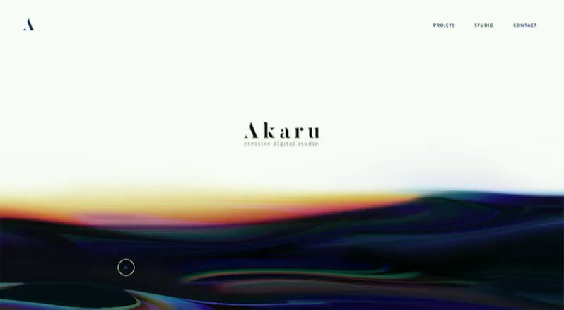 Inspirational Websites Roundup #10 tympanus.net/codrops/2019/1… #website #inspiration #webdesign