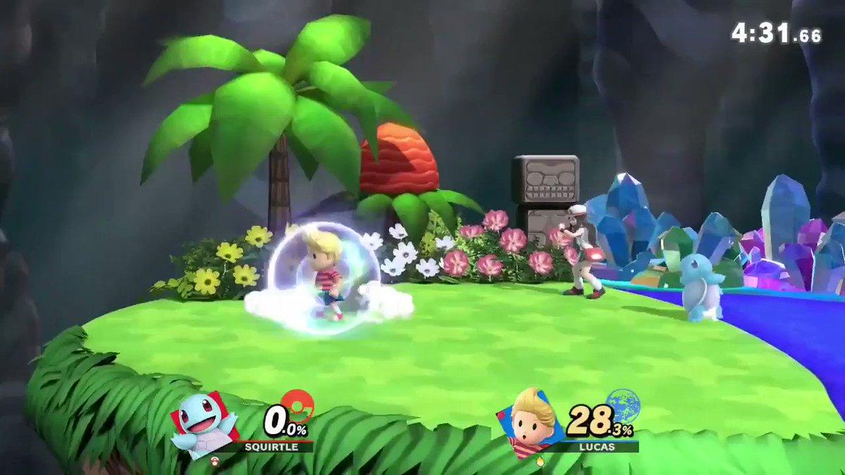 Lucas wouldnt last as a Pokémon trainer 😂